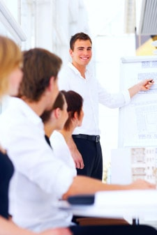 In-company language training, Corporate German Language Training