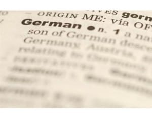the finite verb, German Language Coach