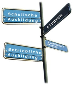 German Language Coach; dual vocational training