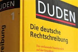 German Language Coach; German Orthography