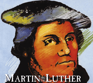 German Language Coach; Martin Luther