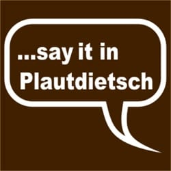 German Language Coach, low German dialect